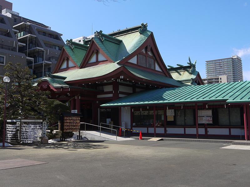 八幡八雲神社で神前式・和の結婚式|日本の結婚式