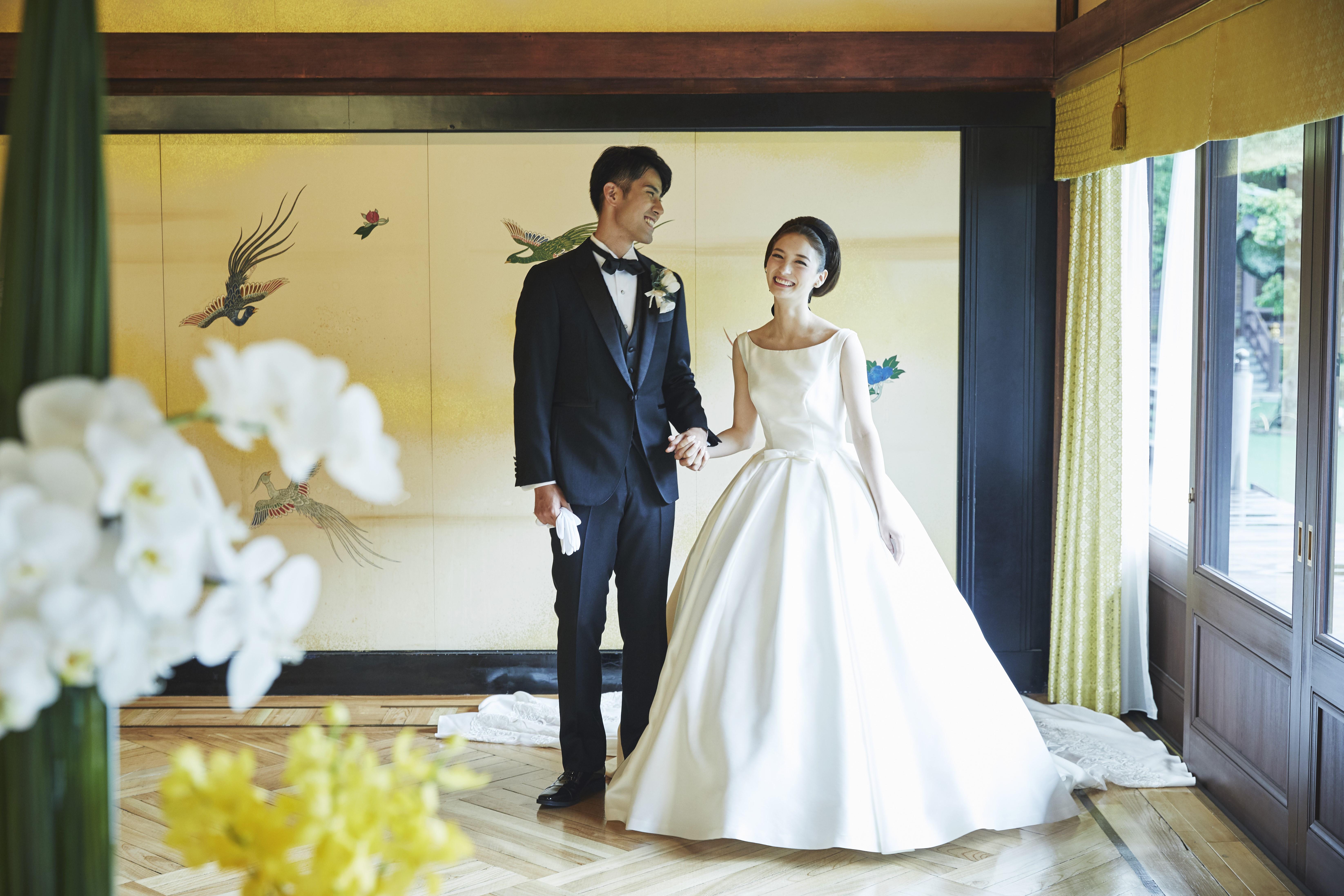 0a7e411c5d0e8 明治神宮・明治記念館で神前式の結婚式・披露宴|日本の結婚式