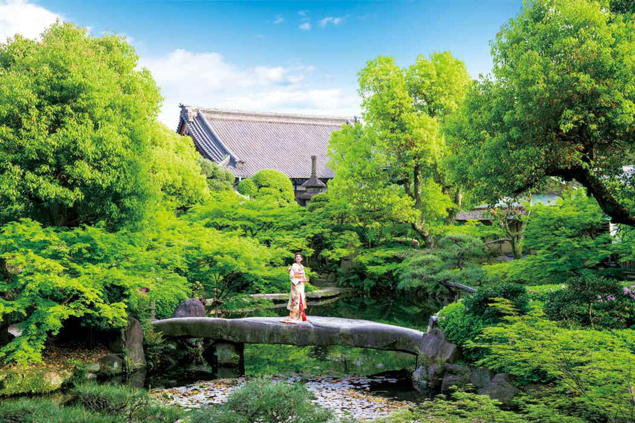 太閤園で神前式の結婚式・披露宴|日本の結婚式