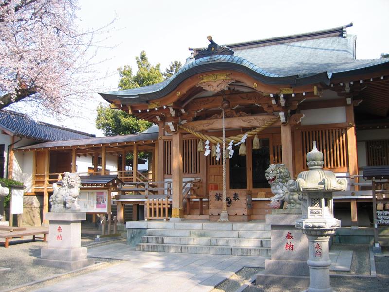 神鳥前川神社で神前式・和の結婚式|日本の結婚式