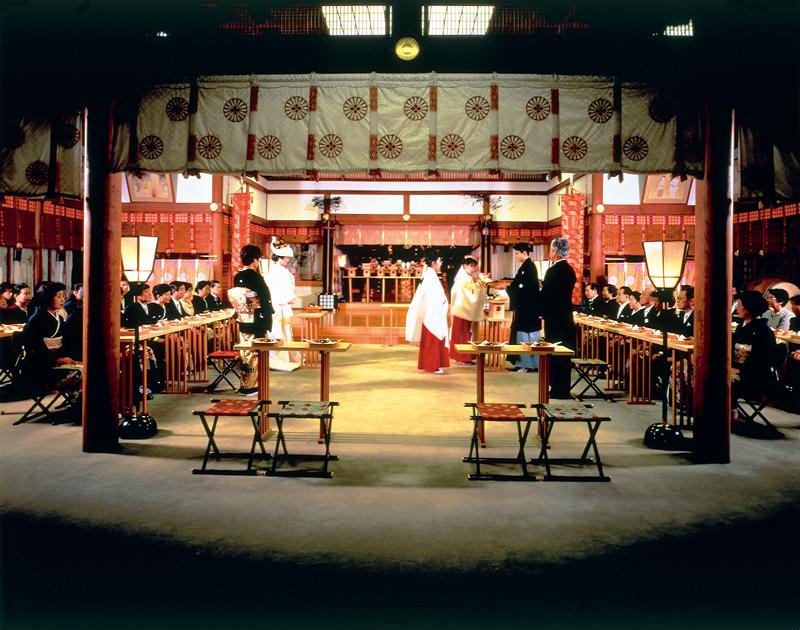 神前結婚式創始、東京大神宮の模擬挙式が体験できるフェア取材レポート