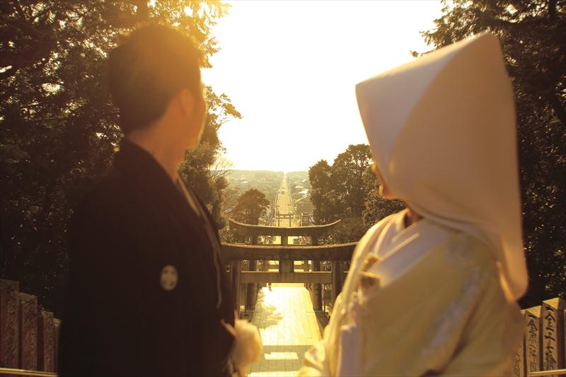 福岡 宮地嶽神社<br>あの「光の道」がある開運の神社で