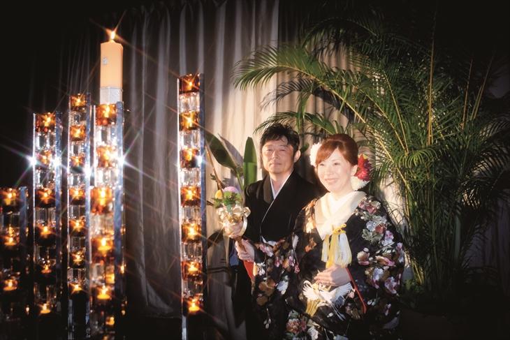 福岡&長崎らしさを取り入れて<br>一体感と笑いに包まれた大満足の披露宴