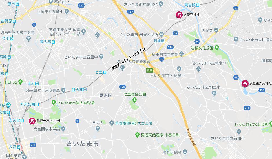 結婚式ができる神社へお参り〜埼玉県大宮・岩槻周辺〜