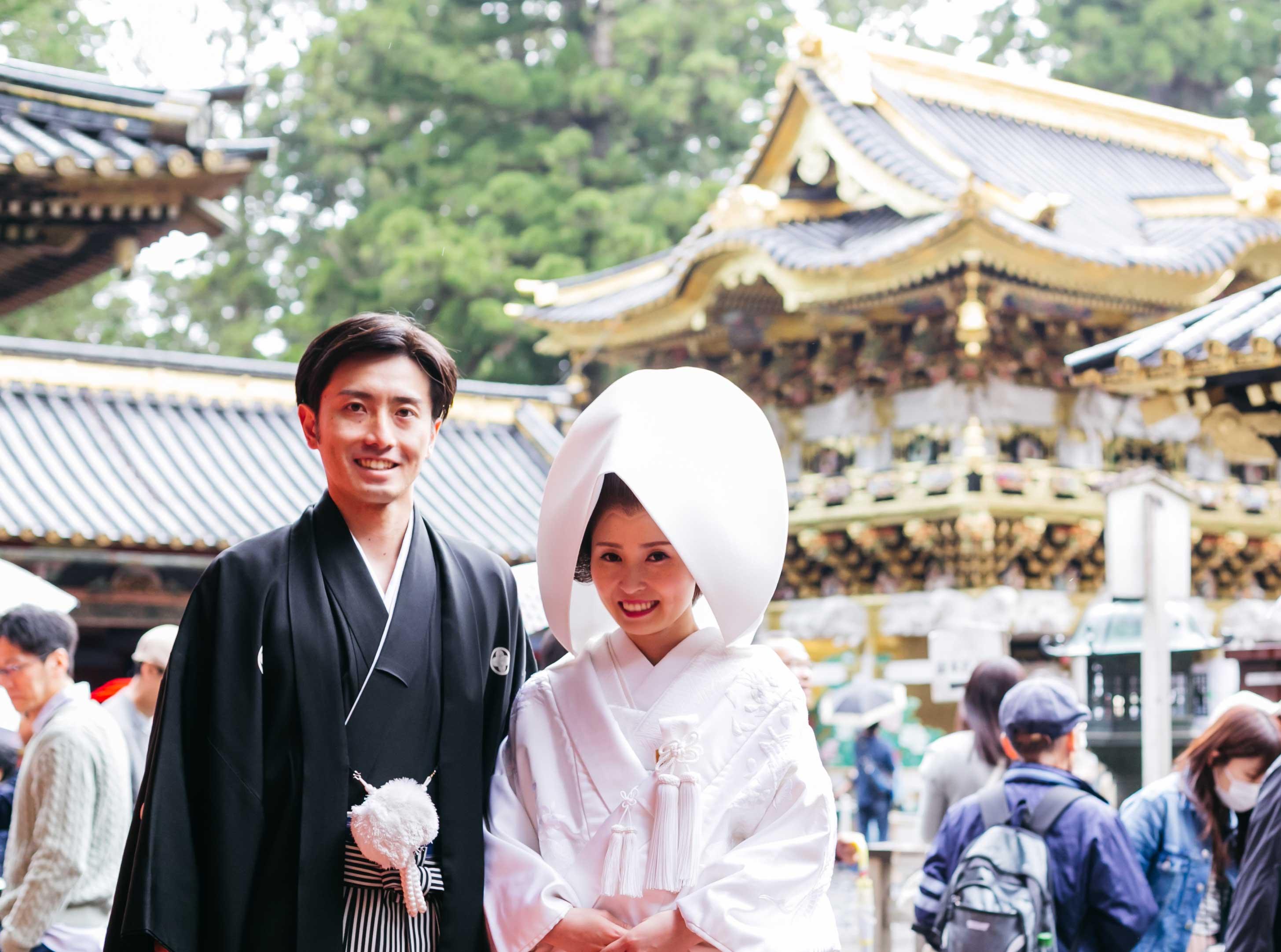 日本が誇る世界文化遺産、日光の社寺で<br>一生の宝物になる慶びと思い出を