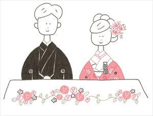 【花嫁和装レクチャー】<br>新郎新婦・和装の立ち居振るまいの基本