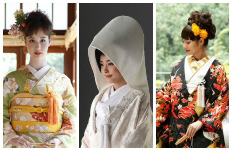 花嫁きもの 人気の花嫁和装<br>2017年春「日本の結婚式ドットコム」集計