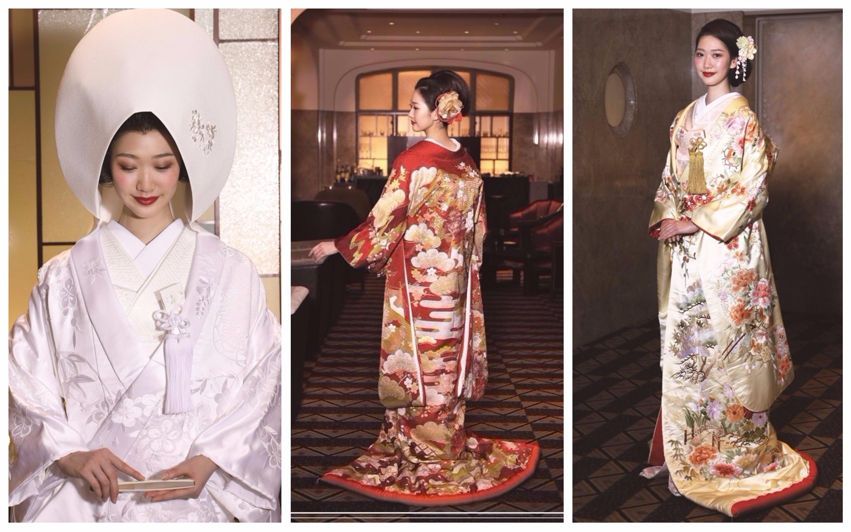 皇室献上の京友禅作家作品も<br>日本橋三越で出合う極上の花嫁和装