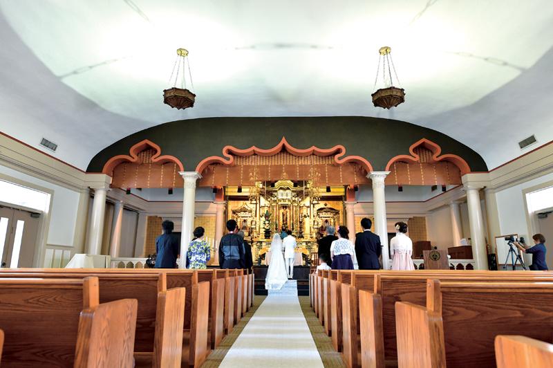 ハワイで叶える神社仏閣挙式<br>HARENOHI&nbspHAWAIIがスタート