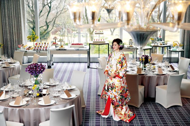 日本の結婚式27CoverStory永遠のおもてなし<br>ザ・リッツ・カールトン東京