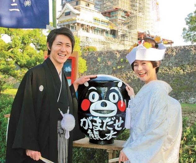 「くまもと&#160;神社結婚式」が本格始動<br>5月20日公式サイトOPEN!