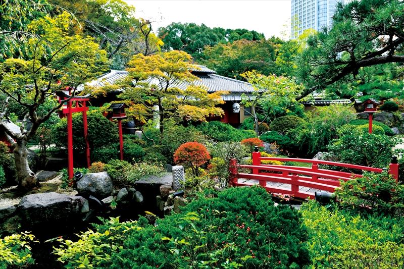 東京タワーのお膝元に&#160;江戸風情が薫る和の空間<br>東京&#160;芝&#160;とうふ屋うかい