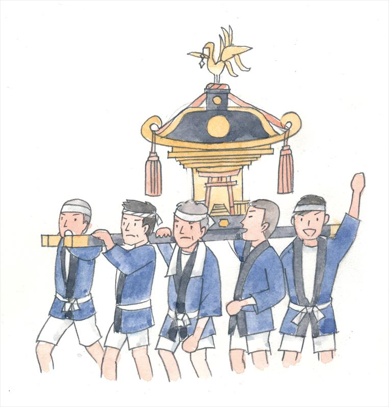 【伝統文化】いにしえより続く神社の一年のお祭り