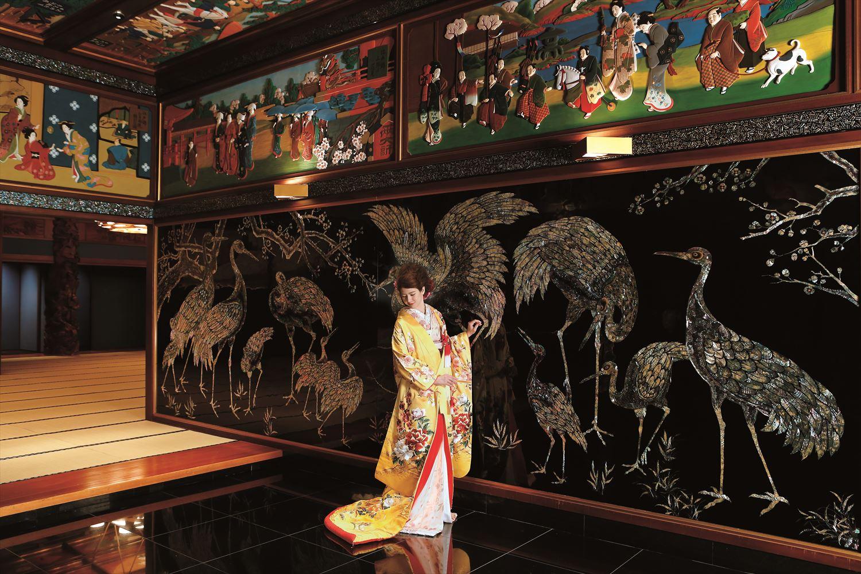 日本の結婚式No24&nbspCoverStory<br>目黒雅叙園〜大切な人と重ねる&#160;幸せの記憶〜