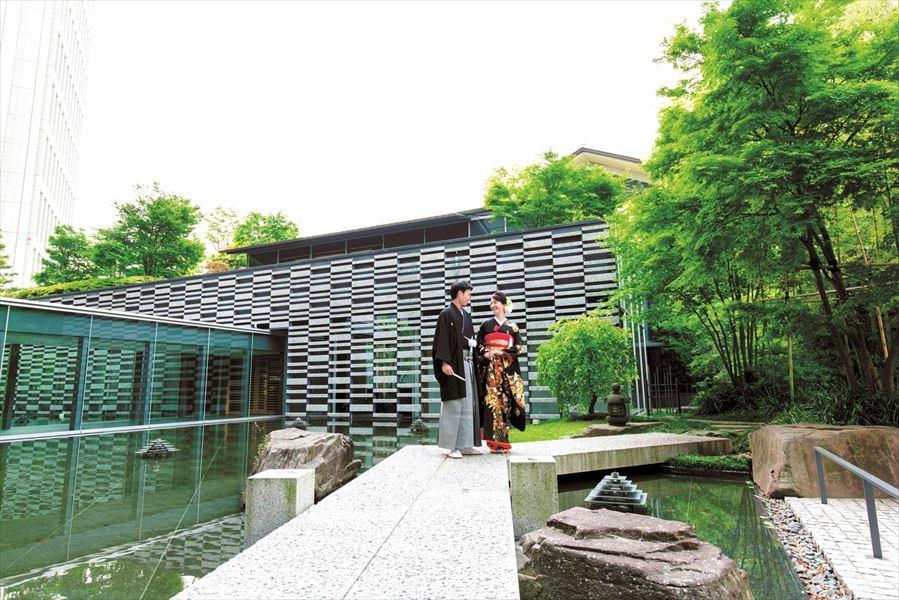 【首都圏で叶えるホテル和婚】<br>歴史と文化が薫る 日本のホテル