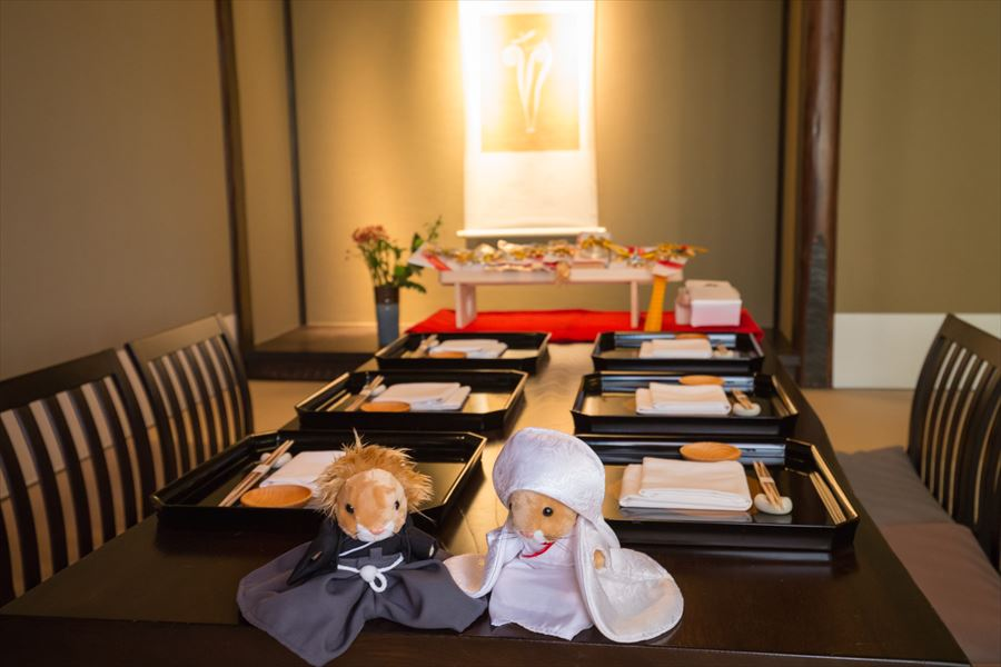 【首都圏で叶えるホテル和婚】<br>ホテルだから叶う 和のおもてなし