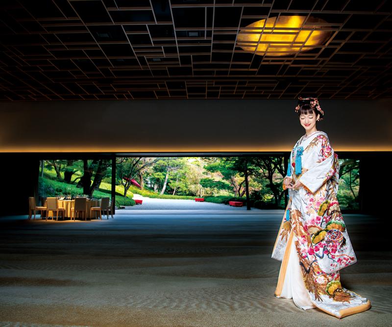 日本の結婚式26CoverStory<br>八芳園〜白金八景〜