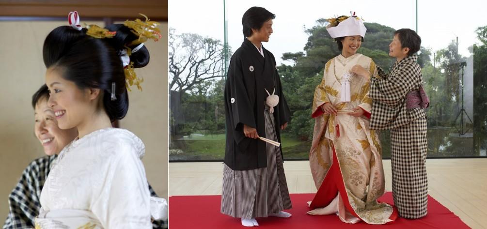 【和婚をつくる人々】着物スタイリスト 石田節子さん