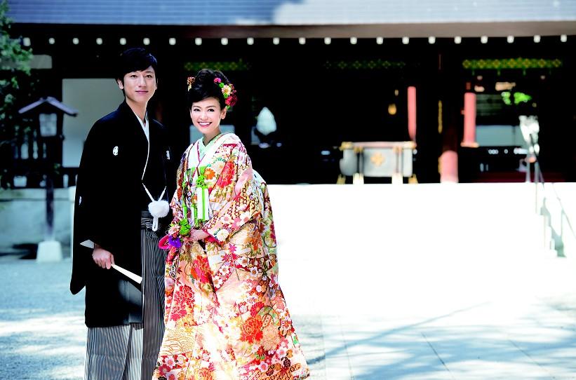 日本の結婚式No23 CoverStory&#160;<br>乃木神社&#160;乃木會館〜よりそひ守&#160;つれそひ守〜