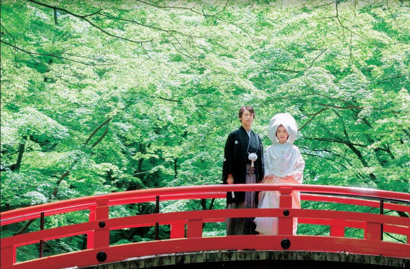京都を代表する古社、北野天満宮<br>新しく誕生した紅梅殿で迎える「家族の日」