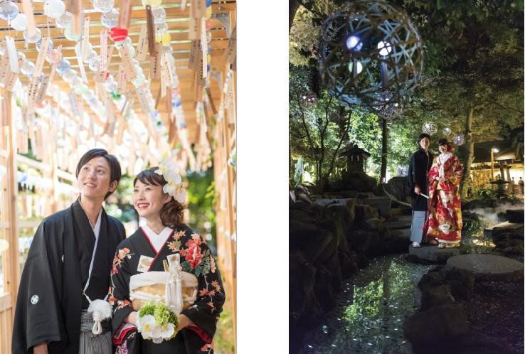 縁結びの川越氷川神社で夏だけ叶う<br>前撮りプラン4/1から受付スタート